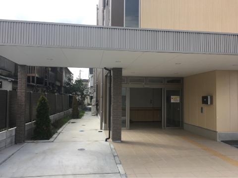 カルモ黒原城内(寝屋川市)