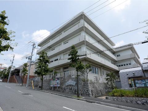 白川台会館高齢者住宅(神戸市須磨区)
