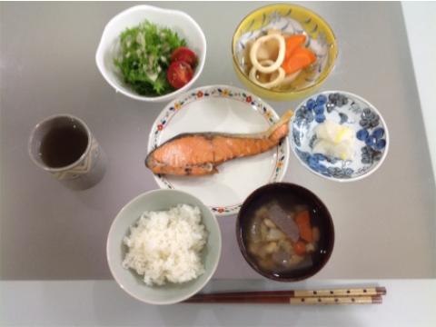 豊かな食生活