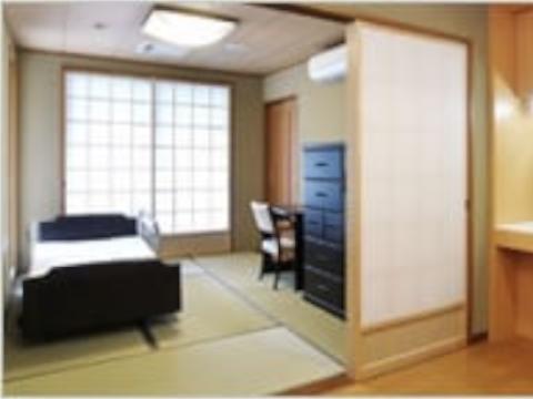 充実設備の居室