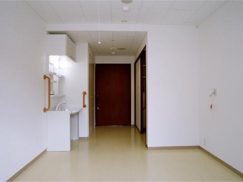 安心・快適なプライベートルーム