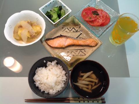 栄養バランスの良いお食事