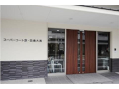 スーパー・コート京・四条大宮(京都市中京区)