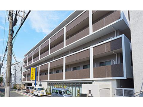 スーパー・コート今里(大阪市東成区)