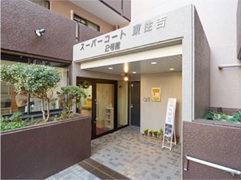 スーパー・コート東住吉2号館(大阪市東住吉区)