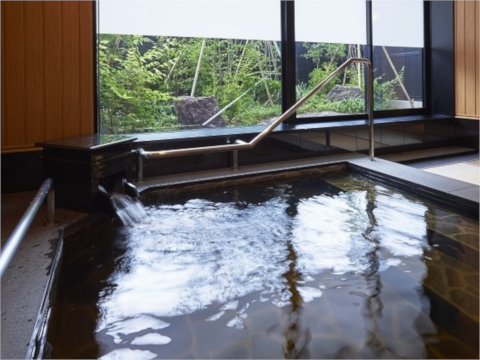 毎日のお風呂が本物の天然温泉