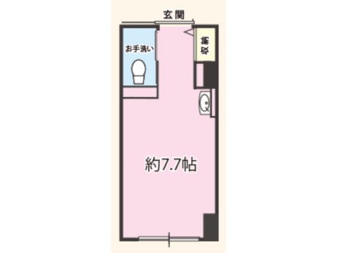 Aタイプ(敷金0円プラン)