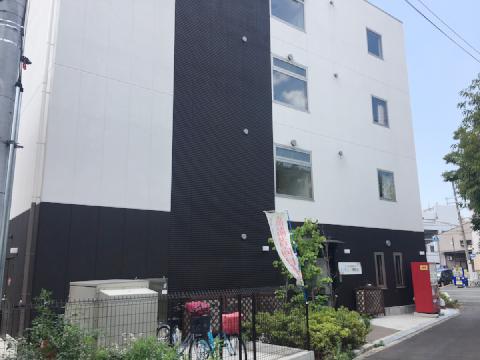 いろどり東住吉(大阪市東住吉区)