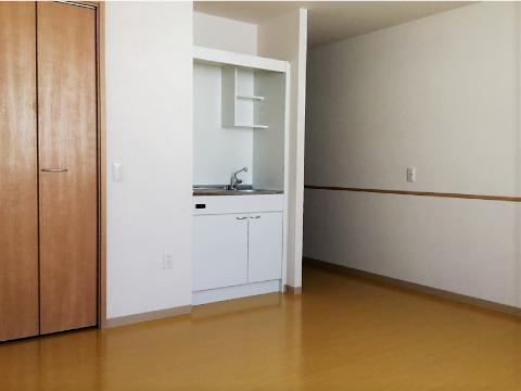 充実設備の住空間