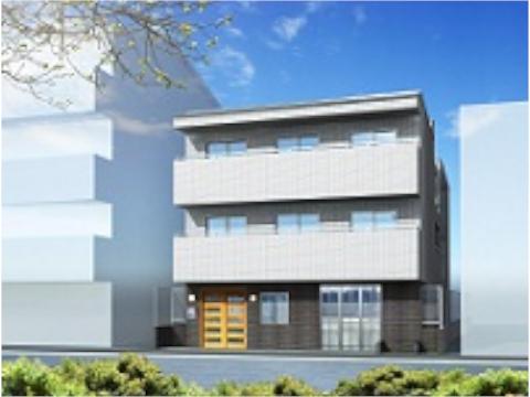 クリニック畑森 高齢者住宅 コスモメイト(大阪市住吉区)