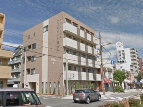 コスモメイト清水丘(大阪市住吉区)