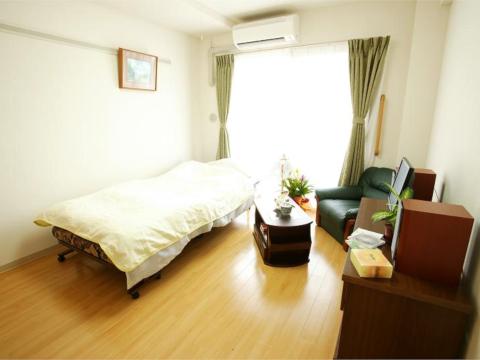 介護対応の安全な居室