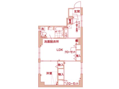 ロイヤルJ(マンションタイプ/お二人利用の場)