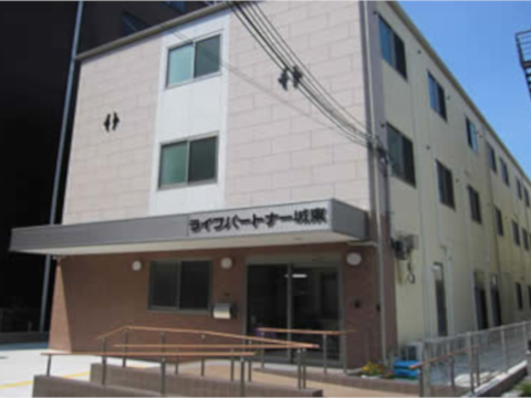 ライフパートナー城東(大阪市城東区)