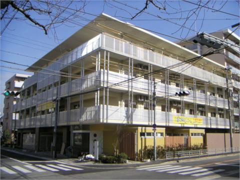 シニアハウス長居公園(大阪市住吉区)