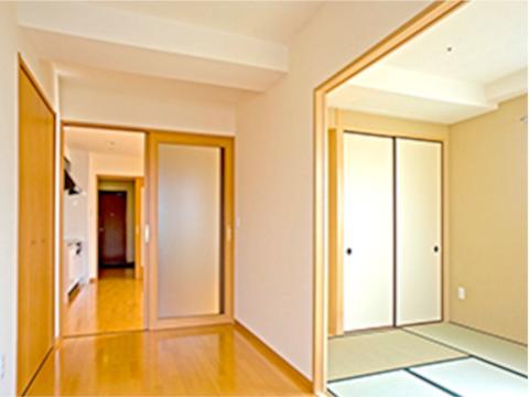 一般居室(月払い方式)【2人入居】