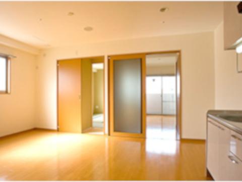 一般居室(一部月払い方式)【1人入居】