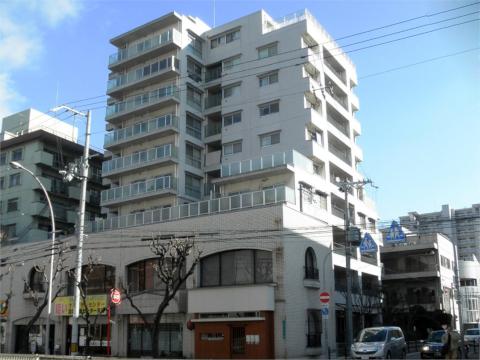 ライフ&シニアハウス緑橋(大阪市東成区)