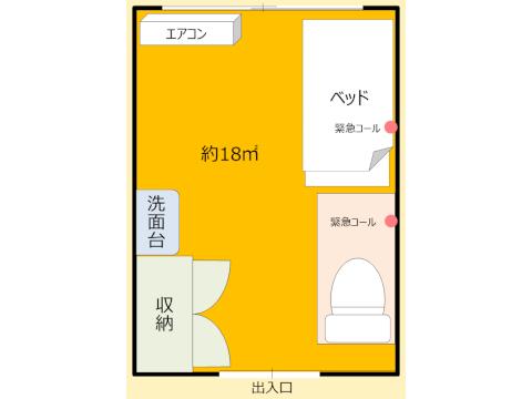 プラン① <2階>