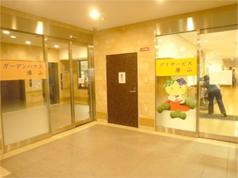 ガーデンハウス勝山(大阪市生野区)
