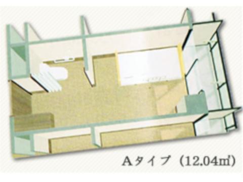 Aタイプ(2~5階)