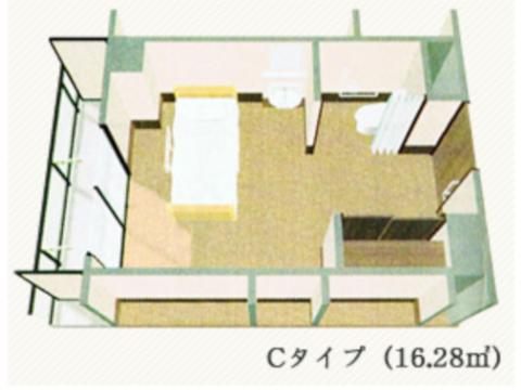 Cタイプ(5階)