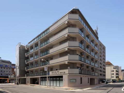 サンケアホーム神戸三宮(神戸市中央区)