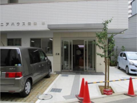 シニアハウス笑楽 堺(堺市堺区)