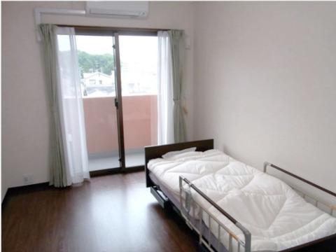 充実設備の快適な居住空間