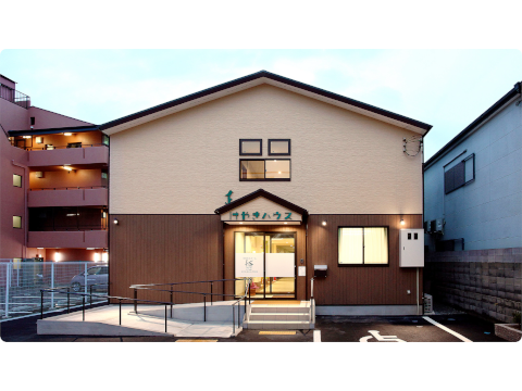 けやきハウス1号館(堺市堺区)