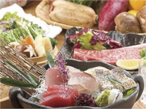 和食料理店から提供のこだわりのお食事