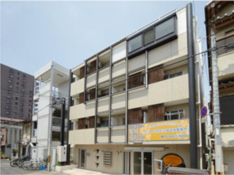 スーパー・コート長居公園フロント(大阪市東住吉区)