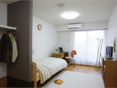 リラックスできる快適な居室