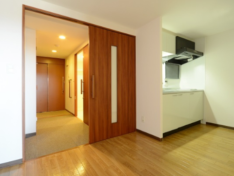 居心地の良い居室