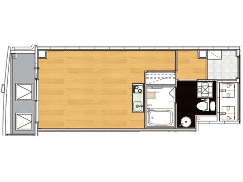 3階 居室 <302>