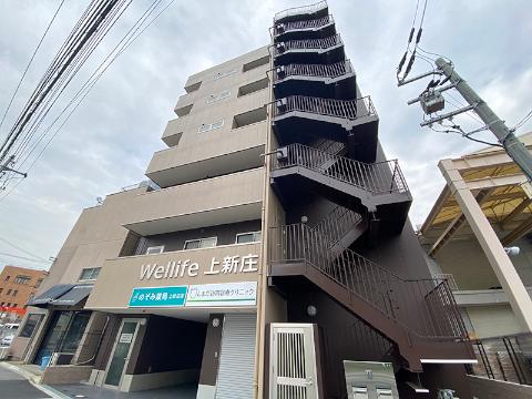 Wellife上新庄(大阪市東淀川区)